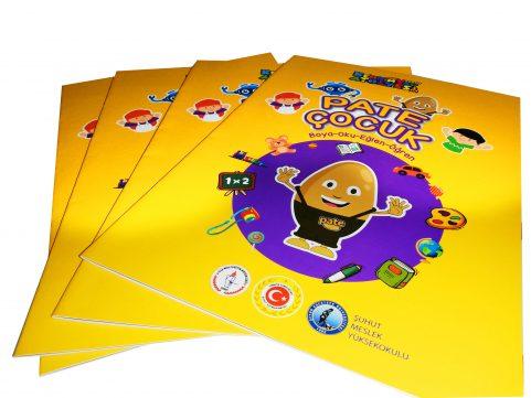 Minik Öğrencilere Pate Çocuk Kitabı
